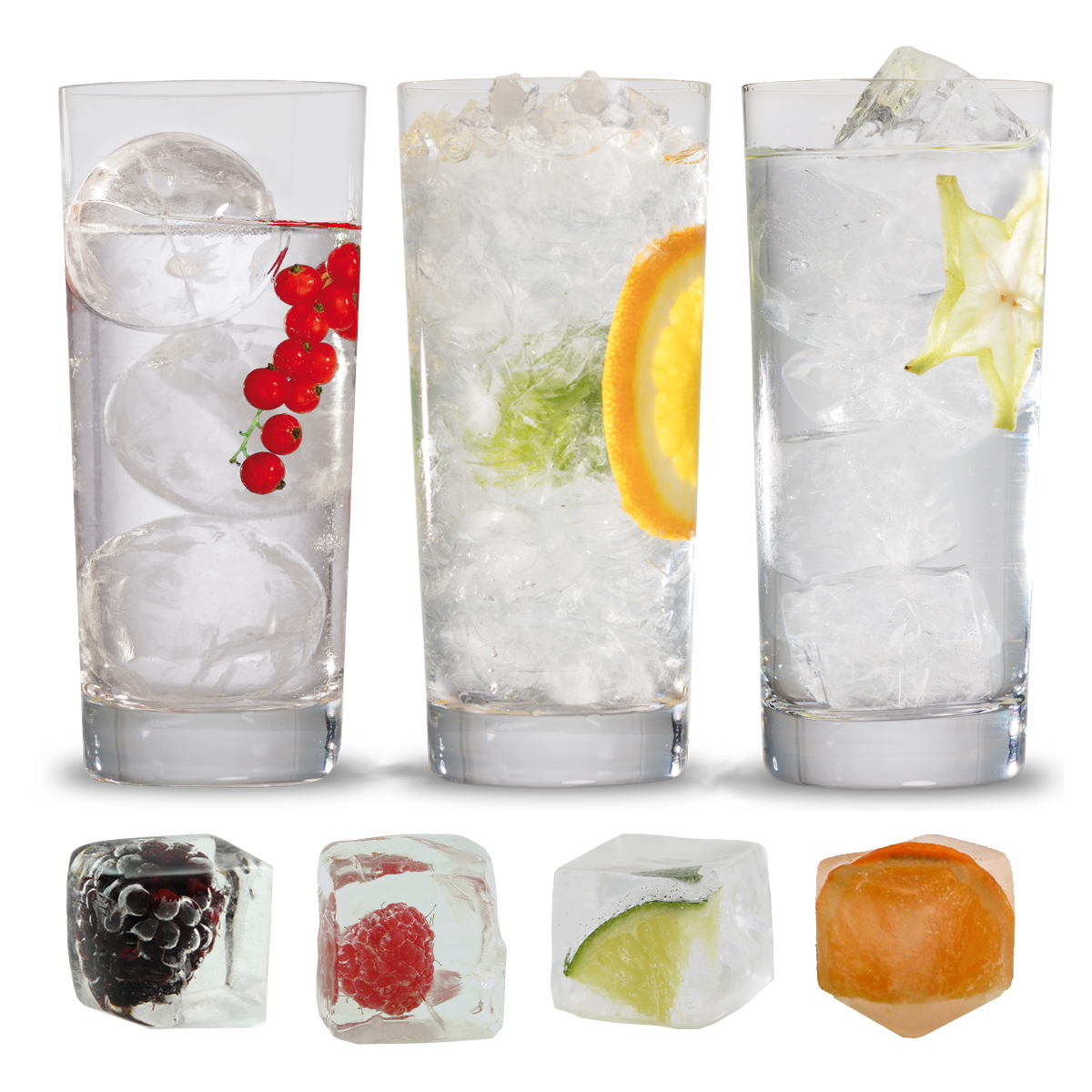 BAR-ICE SPECIAL Sortiment Change